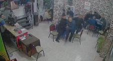 Balıkesir'de deprem anı güvenlik kamerasında