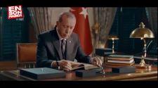 Cumhurbaşkanı Erdoğan'dan Kütüphaneler Haftası paylaşımı