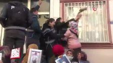 HDP Diyarbakır İl Binası önünde gerginlik