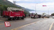 Fethiye'de trafik kazası: 1 ölü 1 yaralı