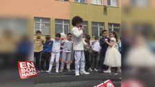 Müslüm Gürses'li 23 Nisan kutlaması