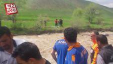 Kars'ta kaybolan Nurcan'ın cansız bedenine ulaşıldı