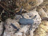 Siirt'te PKK'lı teröristlere ait drone ele geçirildi