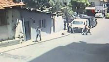 Şişli'de pazardan dönen kıza araba çarptı