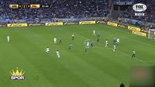 Palmeiraslı Gustavo Scarpa'dan muhteşem gol