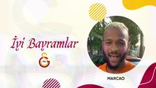 Galatasaraylı futbolcular Ramazan Bayramı'nı kutladı