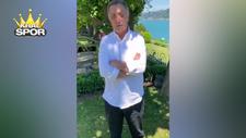 Beşiktaş Başkanı Çebi'den bayram mesajı