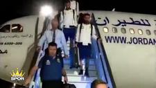 Messi hazırlık maçı için İsrail'e geldi
