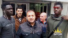 G.Saray için geldiler Diyarbakır'a transfer oldular