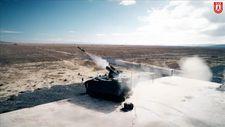 Yeni nesil tank avcısı milli füzeyle vurdu