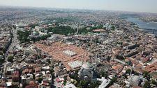 Tarihi Kapalıçarşı'nın çatısı tamamlandı