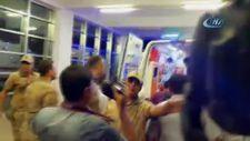 PKK mermer ocağına saldırdı