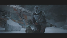 The Mandalorian 2. sezon fragmanı