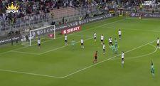 Toni Kroos'un kornerden attığı gol