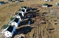 Trabzon Haçka Yaylası'nda kaçak yapı gerginliği