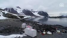 Türk bilim insanlarından Antarktika seferi