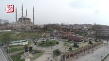 Türkiye koronavirüs nedeniyle sessizliğe büründü