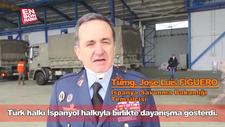Türkiye'nin yardımları İtalya ve İspanya'ya ulaştı