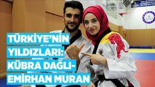 Türkiye'nin Yıldızları: Kübra Dağlı-Emirhan Muran