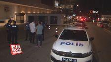 Maltepe'de sokak ortasında silahlı saldırı