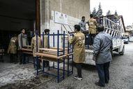 Afrin'e okul sırası Hatay'dan gidiyor