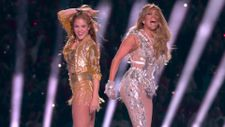 Shakira ve Jennifer Lopez'in Super Bowl performansı