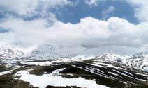Uludağ'da kar sezonu başladı kar yok