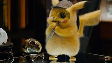 Detective Pikachu Yeni Fragman