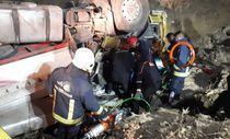 Van'ın Çaldıran ilçesinde meydana gelen trafik kazası