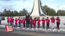 Cumhurbaşkanı Erdoğan, öğrencilerle muhabbet etti 3