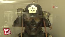 2. Abdülhamid'e hediye edilen Japon zırh takımı