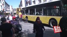 Sancaktepe'de zincirleme kaza: 1 ölü, 3 yaralı
