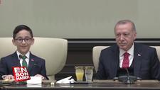 Çocuk cumhurbaşkanına 'Kılıçdaroğlu' sorusu