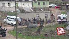 Diyarbakır'da taş, sopa ve silahlı arazi kavgası 8 yaralı