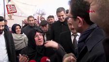 İmamoğlu'na 'CHP ile iş olmaz' diyen yaşlı kadın