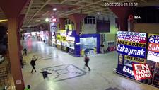 Adana'da otogarda silahlı çatışma