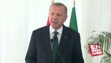 Erdoğan: Senegal ile yeni ticaret hedefimiz 1 milyar dolar