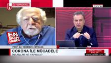 Biyolog Ali Demirsoy: 50-60 kişiyi öldürür virüsü durdururdum