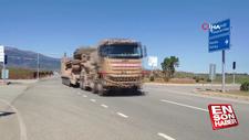 İdlib'e tank sevkiyatı