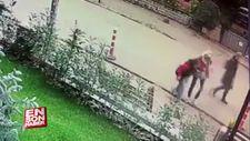 Kadıköy'de önlem alınmayan betona 2 kişi ve 1 kedi düştü