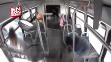 Amerika'da feci otobüs kazası