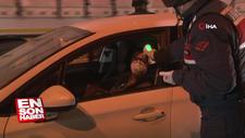 Ankara'da, şehre giriş ve çıkışlar durduruldu