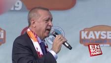 Cumhurbaşkanı Erdoğan: Devlet devletle masaya oturur