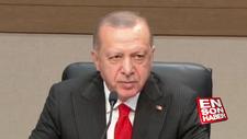 Cumhurbaşkanı Erdoğan: Kararlılığımız devam ediyor