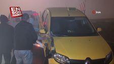 İstanbul'da yoğun sis kazaları beraberinde getirdi