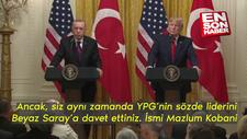Hilal Kaplan'dan Trump'a Mazlum Kobani sorusu