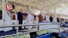 Bakan Soylu Katar'da polis mezuniyet törenine katıldı