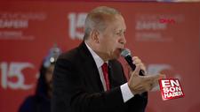 Cumhurbaşkanı Erdoğan: Ekonomi battı diyorlar