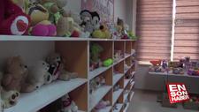 Siirtli öğrenciler oyuncaklarını depremzedelere gönderdi