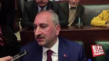 Adalet Bakanı Gül: Yargı, 83 milyonun yargısıdır